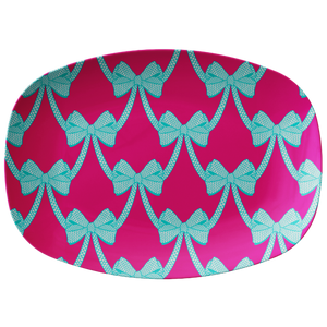 Put A Bow on it! | Pink & Teal