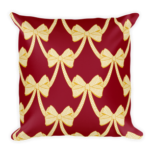 Put A Bow On It! | Garnet & Gold