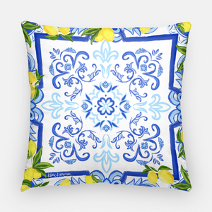 Amalfi Coast Pillow