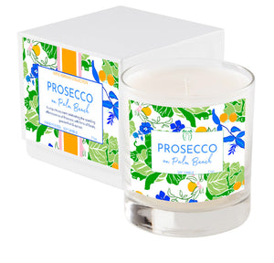 Prosecco on Palm Beach | Scented Soy Candle