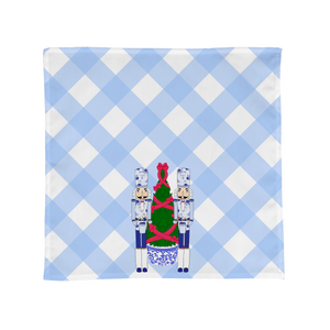 Hostess towel | Chinoiserie Nutcrackers