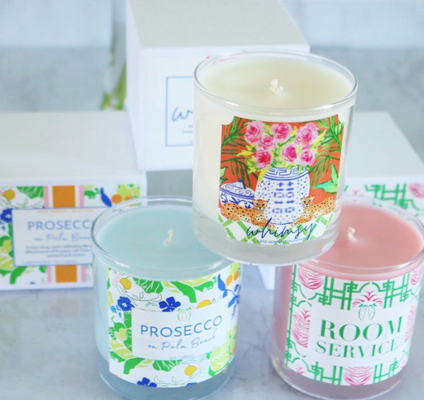Room Service | Scented Soy Candle