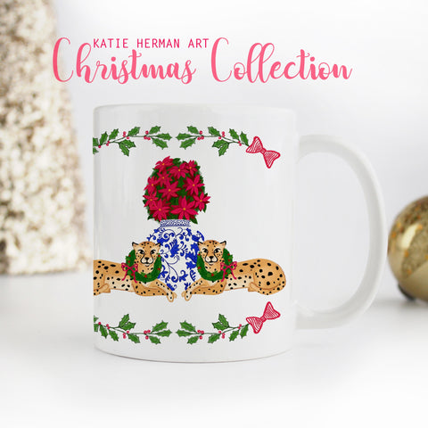 Christmas collection mug