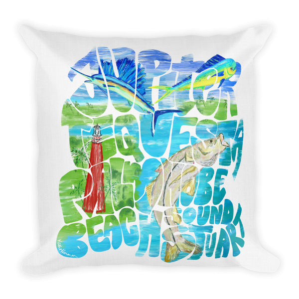 Jupiter Inlet Pillow