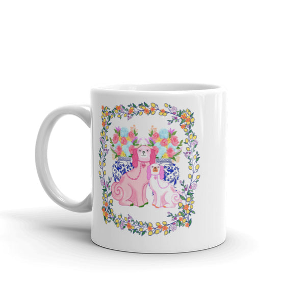 Staffordshire Mother's Day Mug