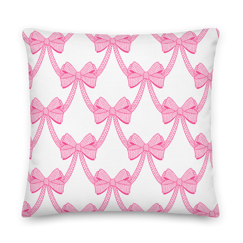 Put  Bow on It | Pink & White