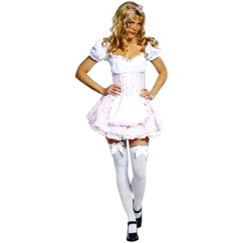 🍭Candy striper cosplay/Halloween costume (1 pc)