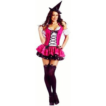 🧙🏼‍♀️Sexy good witch cosplay/Halloween costume (4 pieces)