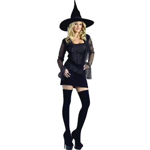 🧙🏻‍♀️Sexy Sparkle witch cosplay/Halloween costume (2pieces)