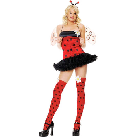 🐞Cute lil Lady bug 2 cosplay/Halloween costume (5 pc)