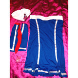 👩🏼‍✈️Sexy sailor cosplay/Halloween costume (3 piece)
