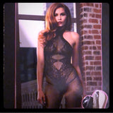 🎐Full body fishnet stocking lingerie and dance wear