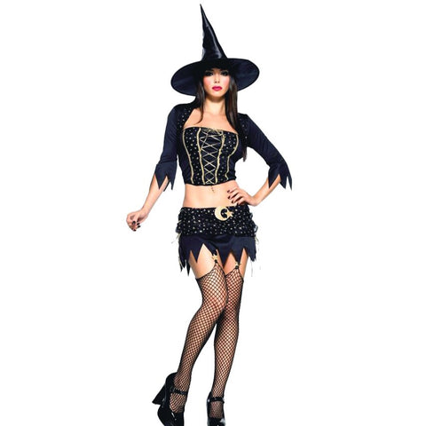 🌙Moon/stars cosplay/Halloween costume (5 pc)