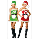 🎅 Little elves REVERSIBLE cosplay/Halloween costumes (3 pc)
