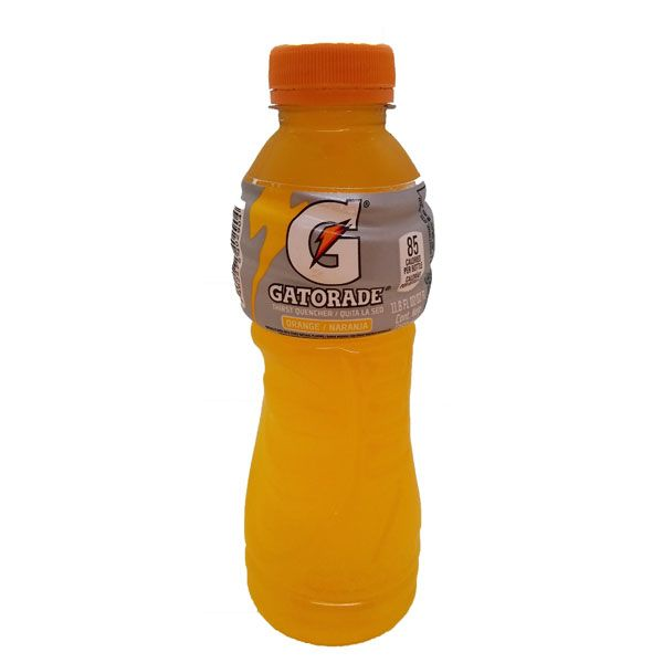 Gatorade sabor Naranja 350ml