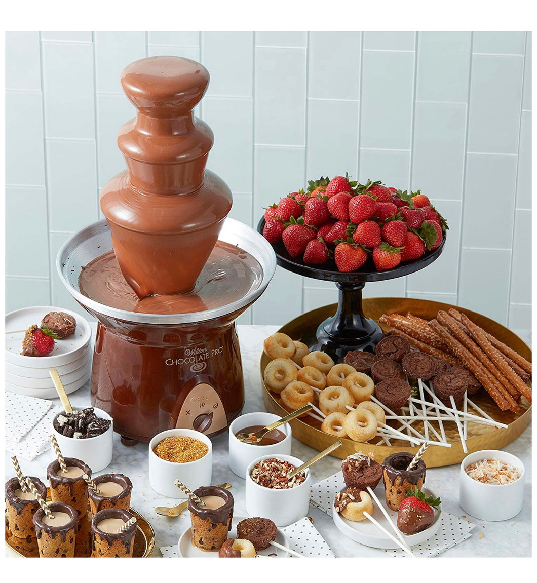 Chocolate/Cheese Fountain Rental