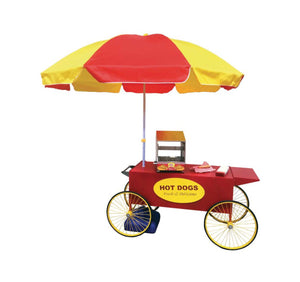 Hot Dog Cart  🌭🌭🌭