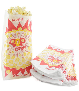 Popcorn Extra Supplies