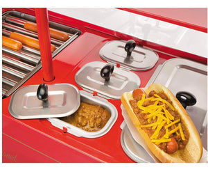 Chili and Cheese for Hot Dogs