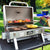 Model 205 - Stainless Steel Tabletop Grill
