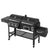 Model 6500 - Combo Gas/Charcoal Grill