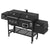 Model 8500 - Combo Gas/Charcoal Grill