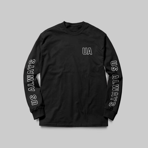 UA Black Long Sleeve