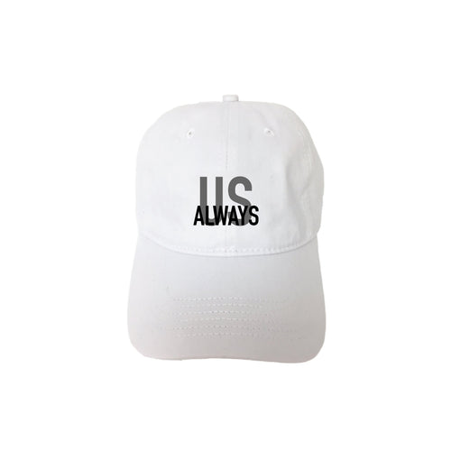 Black & White Dad Hat