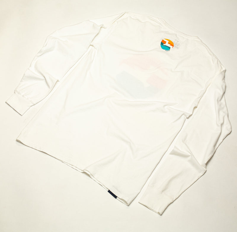 Men's Freegull Garment Dyed L/S