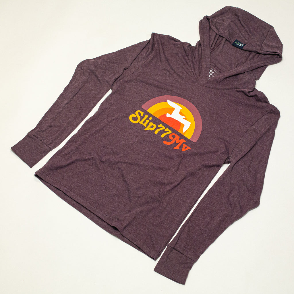 Women's Sunrise of 77 Triblend Hoodie
