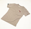 Men's 9 Dots Heavyweight L/S Pocket Tee
