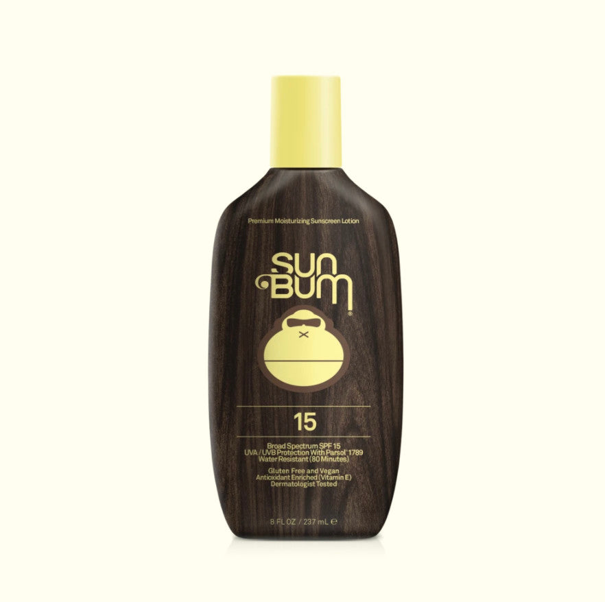 Sun Bum SPF 15 Moisturizing Sunscreen Lotion