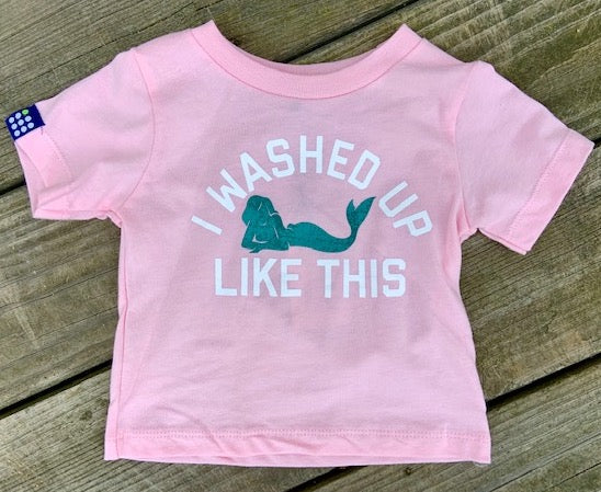 Lil Slip Infant Washed Up S/S Tee