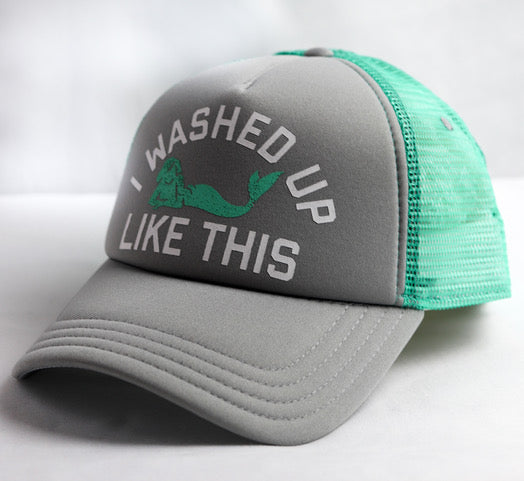 Washed Up Trucker Hat