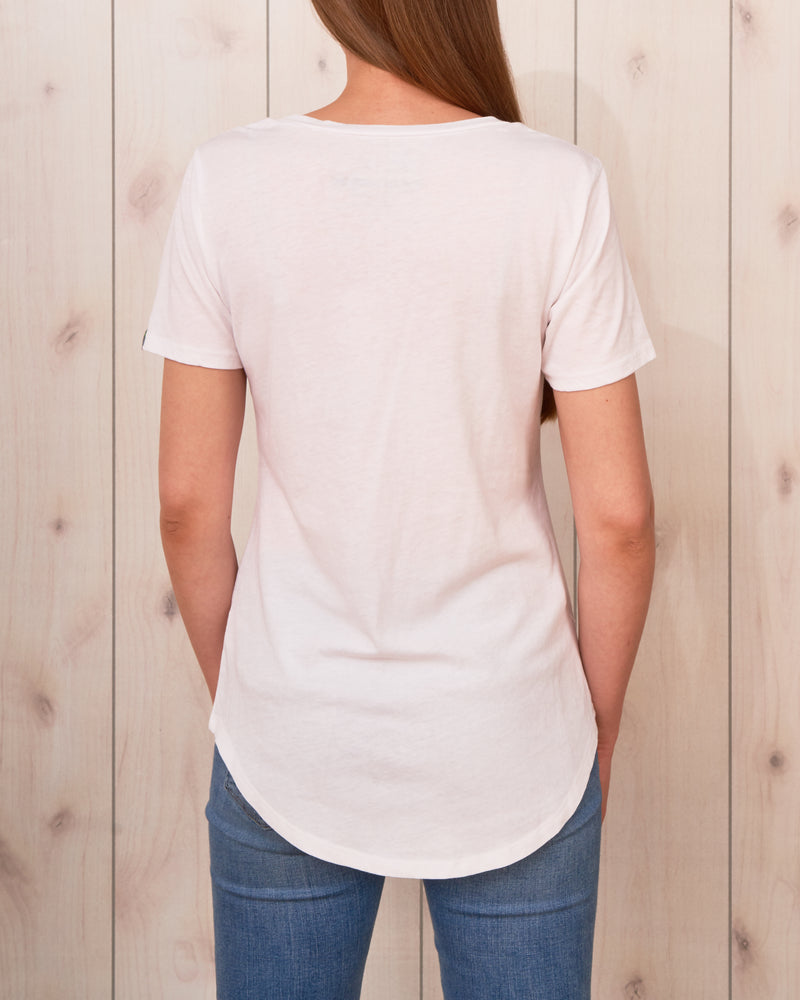 Women's Island Babe S/S Pocket Tee