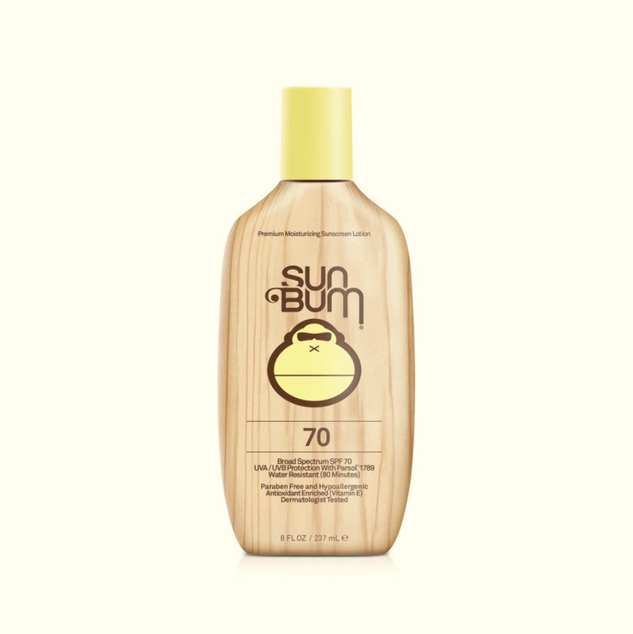 Sun Bum SPF 70 Moisturizing Sunscreen Lotion