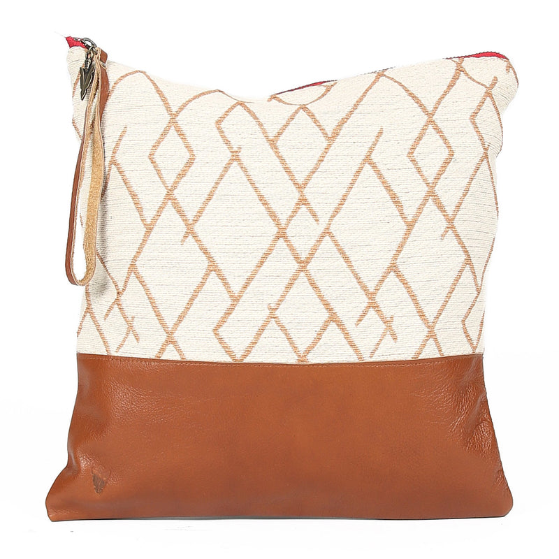 Vaalbara Sunrise Large Clutch Messenger