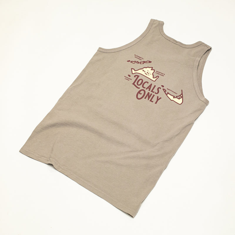 Men's Locals Only Tank