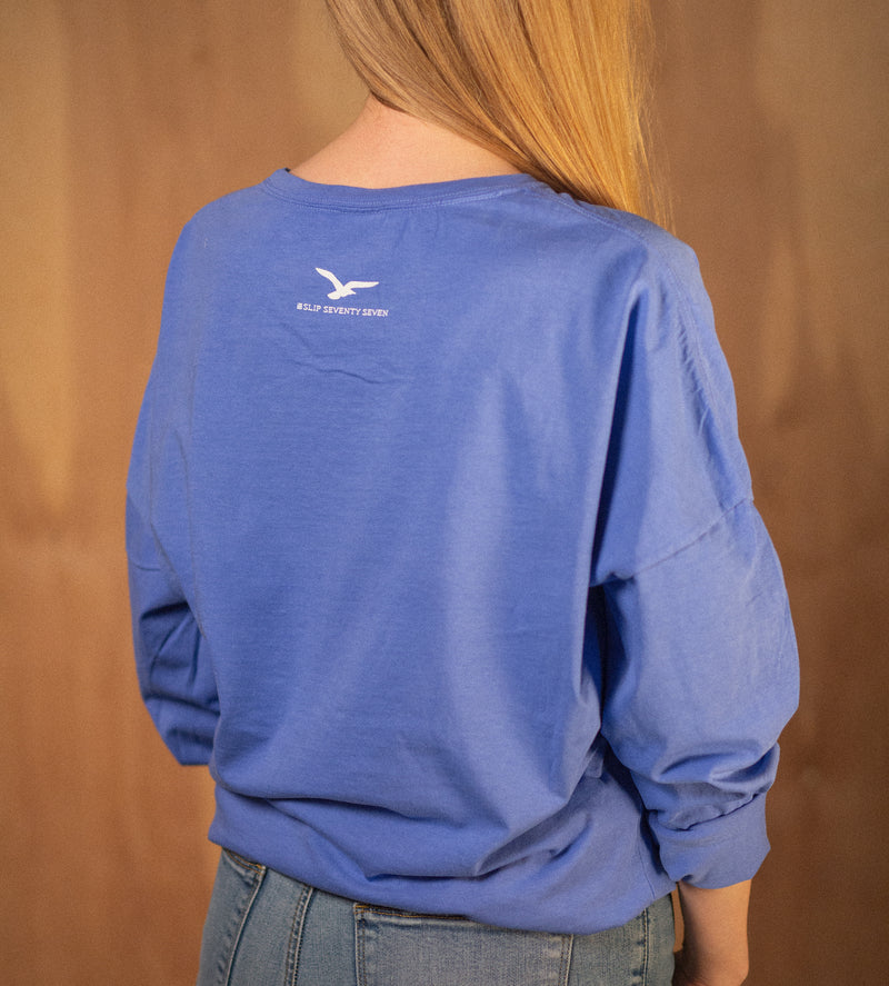 Women's Sightseer Drop Shoulder L/S Tee