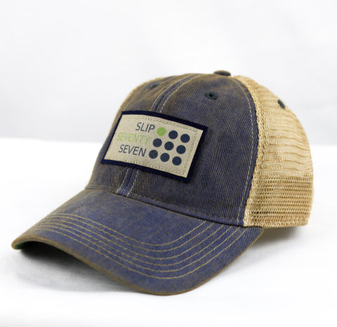 Lil Slip Youth 9 Dots Patch Hat