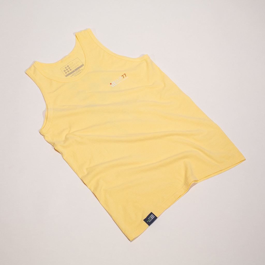 Men's 9 Dots Logo Dye Tank