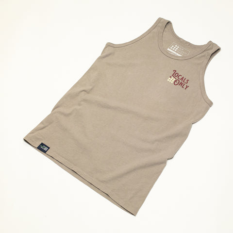 Men's Locals Only Jersey Crew S/S