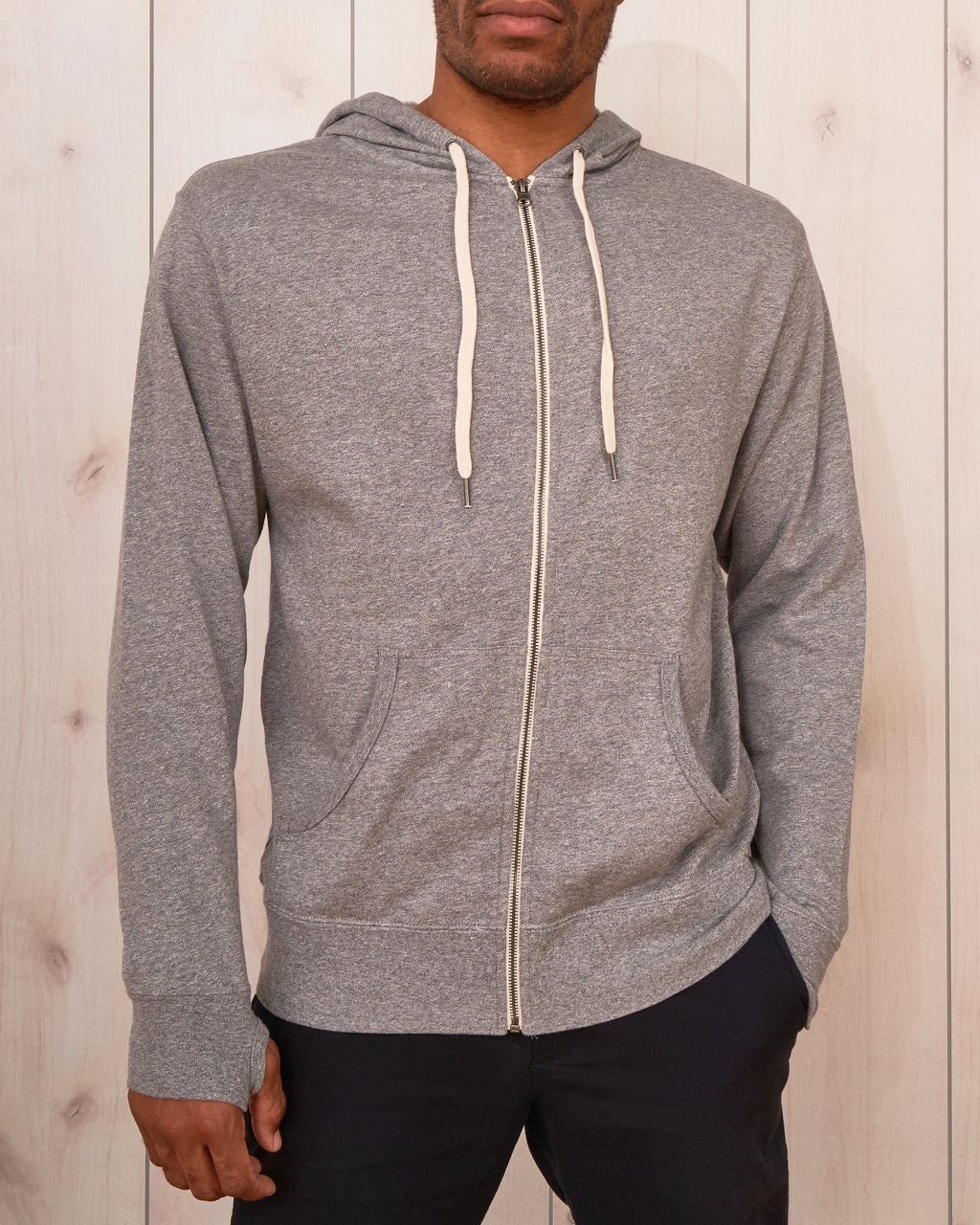Men's 7 Mile Club French Terry Zip Hoodie