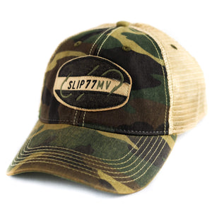 Slip77 Lucky Derby Hat