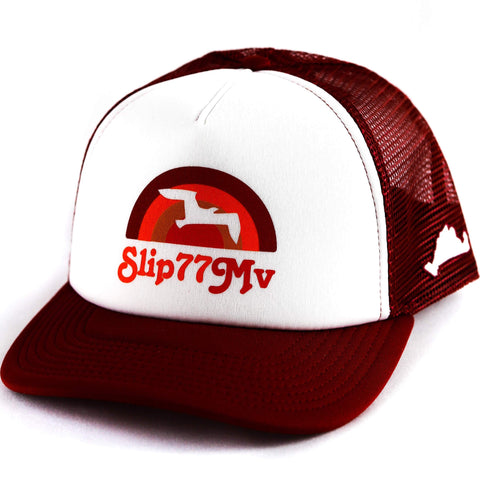 Slip77 9 Dots Athletic Hat