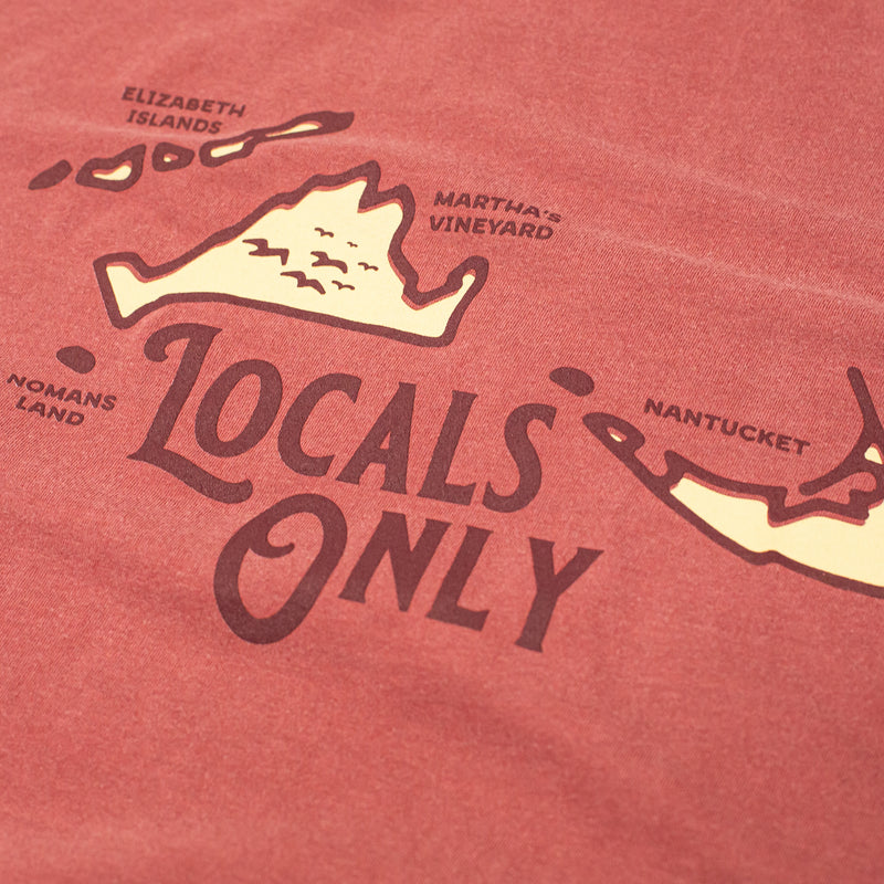 Men's Locals Only Lightweight S/S Tee