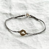 Keely Smith MV Cord Braided Bracelet, Small