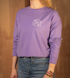 Women's Locals Only Pigment Dye L/S