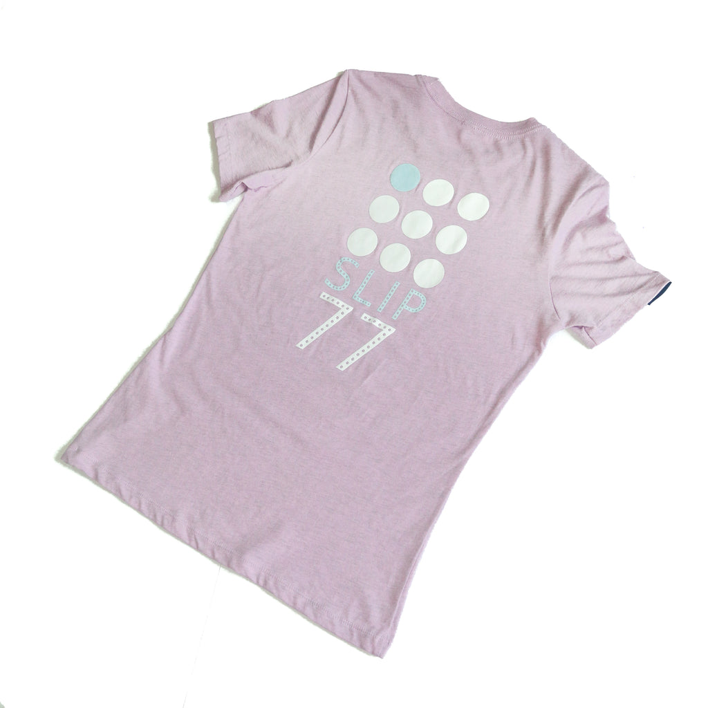 Women's 9 Dots Relaxed S/S Tee
