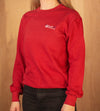 Women's Island Supply Cozy Fleece Sweatshirt